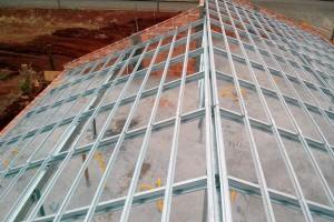 Preço m2 estrutura metalica para telhado residencial