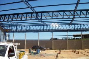 Estruturas Metálicas para Edifícios Industriais
