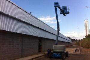 serviços de impermeabilização de telhados