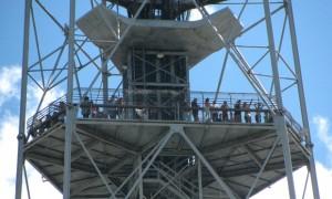 Ponto turístico Torre de TV