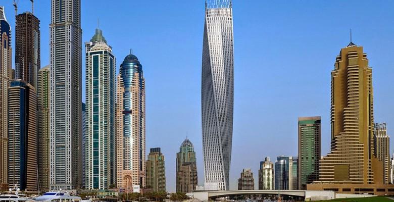 Torre mais alta do mundo em espiral