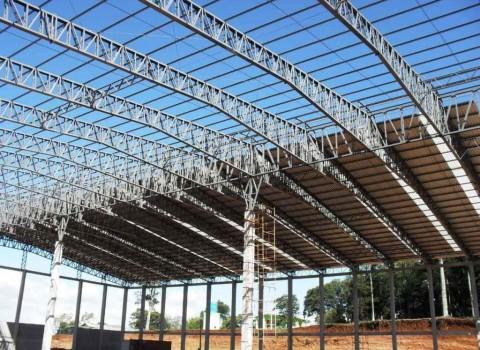 Preço de estrutura metálica para barracão