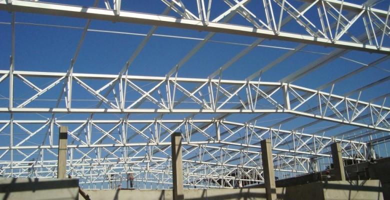 Estrutura Metalica para Telhado