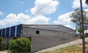 Galpão para a Metalúrgica Mutinga