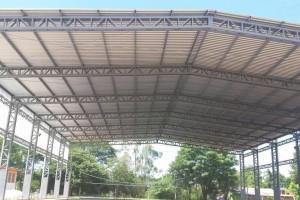 preço estrutura metálica barracão
